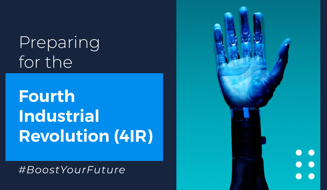 Preparing for the Fourth Industrial Revolution